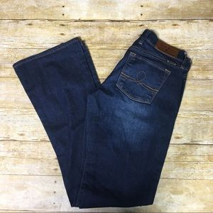 Lucky Brand Sofia Boot jeans. Size 4/27